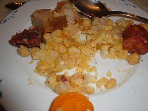 スペイン料理 壺料理3